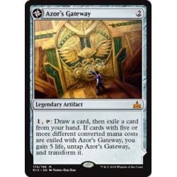 Azor's Gateway RIX NM