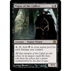Magus of the Coffers PLC NM