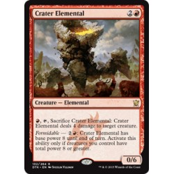 Crater Elemental DTK NM