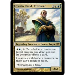 Gwafa Hazid, Profiteer CON SP
