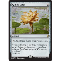 Gilded Lotus DOM NM
