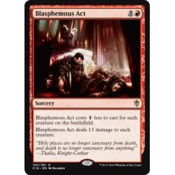 Blasphemous Act C16 NM