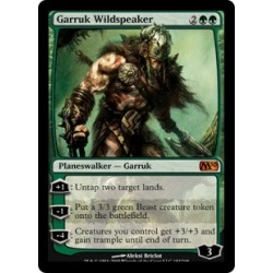 Garruk Wildspeaker LRW NM