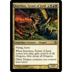 Karrthus, Tyrant of Jund ARB SP