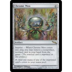 Chrome Mox MRD NM