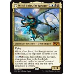 Nicol Bolas, the Ravager M19 NM
