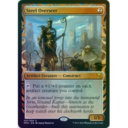 Steel Overseer FOIL MPS NM-