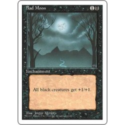 Bad Moon 4ED MP