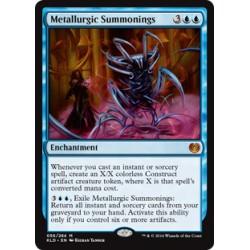 Metallurgic Summonings KLD NM