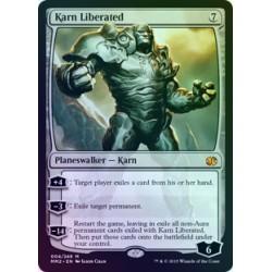 Karn Liberated FOIL MM2 NM