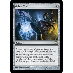 AEther Vial MMA NM