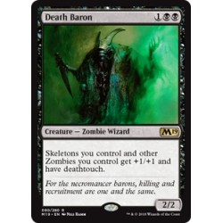 Death Baron M19 NM
