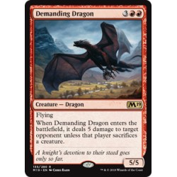 Demanding Dragon M19 NM