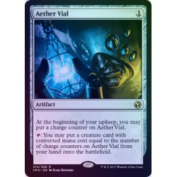 Aether Vial FOIL IMA NM