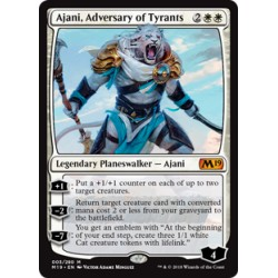 Ajani, Adversary of Tyrants M19 NM
