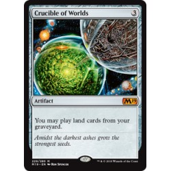 Crucible of Worlds M19 NM