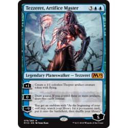 Tezzeret, Artifice Master M19 NM