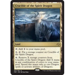 Crucible of the Spirit Dragon FRF NM
