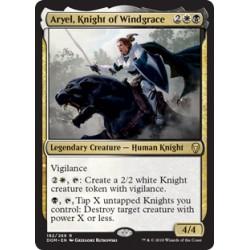 Aryel, Knight of Windgrace DOM NM