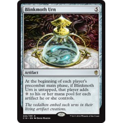 Blinkmoth Urn C16 NM