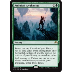 Animist's Awakening ORI NM