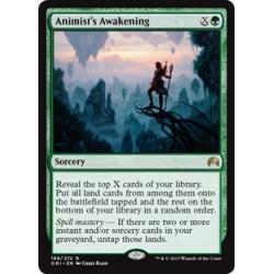Animist's Awakening ORI NM