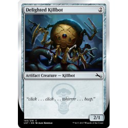 Delighted Killbot UST NM