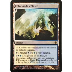 Celestial Colonnade FRENCH FOIL WWK PROMO SP