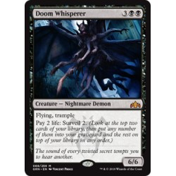 Doom Whisperer GRN NM