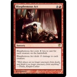 Blasphemous Act ISD SP