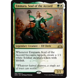 Emmara, Soul of the Accord GRN NM
