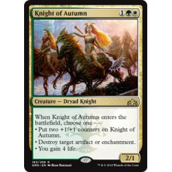 Knight of Autumn GRN NM