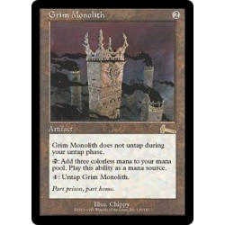 Grim Monolith ULG SP