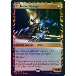 Arcbound Ravager FOIL MPS NM