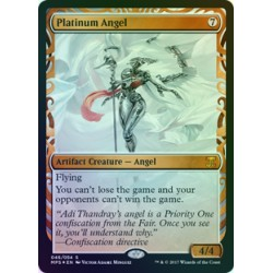 Platinum Angel FOIL MPS NM