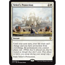 Teferi's Protection C17 NM