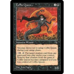 Coffin Queen TMP SP