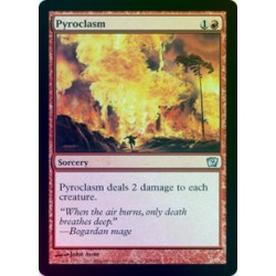 Pyroclasm FOIL 9ED MP
