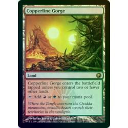 Copperline Gorge FOIL SOM NM