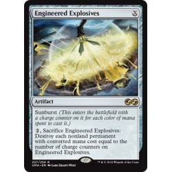Engineered Explosives UMA NM