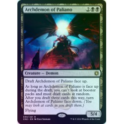 Archdemon of Paliano FOIL CN2 NM