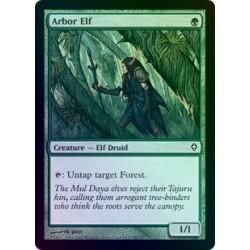 Arbor Elf FOIL WWK NM SIGNED