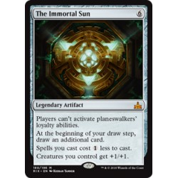 The Immortal Sun RIX HP+