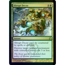 Abrupt Decay FOIL RTR NM-