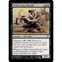 Okiba-Gang Shinobi BOK NM