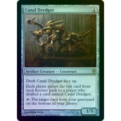 Canal Dredger FOIL CNS NM