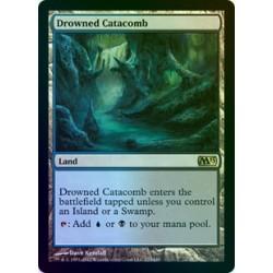 Drowned Catacomb FOIL M13 SP