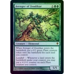 Avenger of Zendikar FOIL WWK NM