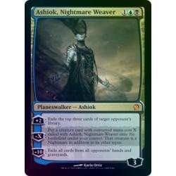 Ashiok, Nightmare Weaver FOIL THS SP