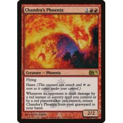 Chandra's Phoenix FOIL M12 PROMO SP SIGNED